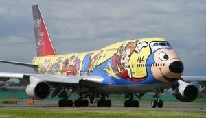 Необычные авиакомпании